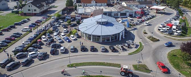 Autohaus Berger in Zwettl, Ihr Autohaus für VW, Audi, Seat, Skoda und VW Nutzfahrzeuge