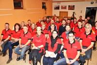 Team Berger Neujahrsempfang mit Ehrung unserer Firmenjubilare durch die Wirtschaftskammer Zwettl