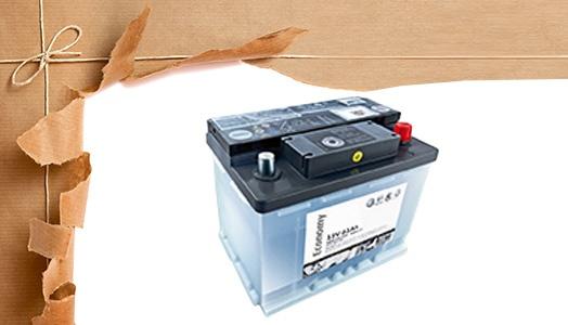 Vorteilspaket Batterie
